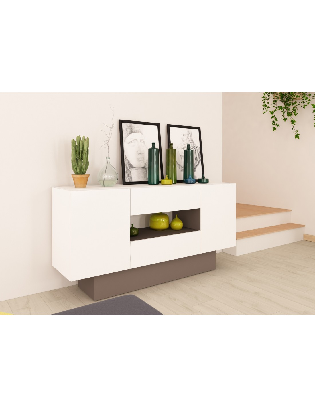Mueble tv buffet ito for Mueble buffet